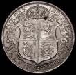 London Coins : A168 : Lot 2185 : Halfcrown 1922 Dull Finish ESC 769, Bull 3723, Davies 1681 dies 3D by far the scarcer of the dull fi...