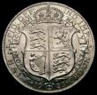 London Coins : A168 : Lot 2186 : Halfcrown 1923 ESC 770 AU and graded 75 by LCGS