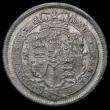 London Coins : A168 : Lot 2304 : Shilling 1816 ESC 1228 Choice Unc and graded 85 by CGS