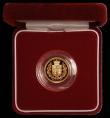 London Coins : A168 : Lot 451 : Half Sovereign 2002 Proof FDC in the red box of issue with certificate