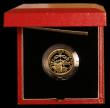 London Coins : A168 : Lot 704 : Solomon Islands $25 1991 Gold Proof FDC in the Royal Mint's red box with certificate, a seldom ...