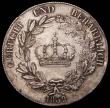 London Coins : A168 : Lot 778 : German States - Bavaria 1832 KM#751 GVF/NEF, lightly toned, an attractive example with good eye appe...