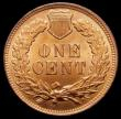 London Coins : A168 : Lot 872 : USA Cent 1901 Breen 2037 Choice UNC and with red lustre, in an LCGS holder and graded 85