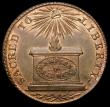 London Coins : A168 : Lot 909 : Halfpenny 18th Century Middlesex Political and Social Series - undated Obverse: Stanhope, Reverse: T...