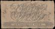 London Coins : A169 : Lot 110 : Devonshire Bank, Okehampton 1 Pound dated 8th December 1817 No. C795 For Can, Williams, Searle &...