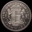 London Coins : A169 : Lot 1331 : Crown 1937 Proof ESC 393 nFDC slabbed and graded CGS 88