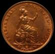 London Coins : A169 : Lot 1378 : Farthing 1841 both A's unbarred in GRATIA. A choice piece, mint state and with around 75% origi...