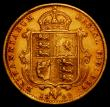 London Coins : A169 : Lot 1518 : Half Sovereign 1892 No J.E.B, Marsh 481A, S.3869C, DISH L516 GF/NVF