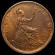 London Coins : A169 : Lot 1686 : Penny 1874H Freeman 73 dies 7+H in an LCGS holder and graded LCGS 82, a choice example with a trace ...