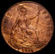 London Coins : A169 : Lot 1699 : Penny 1918H Freeman 183 dies 2+B EF with streaky lustre