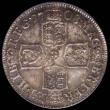 London Coins : A169 : Lot 1711 : Shilling 1708 Third Bust, plain below bust, plain in angles ESC 1147, Bull 1399, a superb example wi...