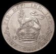 London Coins : A169 : Lot 1776 : Shilling 1919 ESC 1429, Bull 3808 a very pleasing attractive and lustrous example, in an LCGS holder...