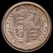 London Coins : A169 : Lot 1796 : Sixpence 1817 as ESC 1632, Bull 2195, LCGS variety 2, the second and third I's in III have no t...