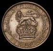 London Coins : A169 : Lot 1834 : Sixpence 1926 First Head ESC 1813, Bull 3895, listed as scarce by Bull but many times scarcer than t...