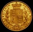 London Coins : A169 : Lot 1888 : Sovereign 1880S Shield Reverse Marsh 76, S.3855 GEF/AU and lustrous, a most attractive example