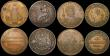 London Coins : A169 : Lot 2127 : Australia and New Zealand Token issues (7) Australia (5) New South Wales unnamed and undated issue K...