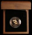 London Coins : A169 : Lot 539 : Half Sovereign 2009 Proof S.SB7 FDC in the Royal Mint box of issue with certificate