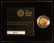 London Coins : A169 : Lot 543 : Half Sovereign 2014 BU in the Royal Mint's presentation box with certificate