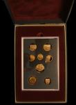 London Coins : A169 : Lot 576 : Proof Set 2015 Fourth portrait, the final edition of the Ian Rank-Broadley portrait (8 coins) Two Po...