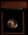 London Coins : A169 : Lot 616 : Sovereign 2009 Proof S.SC7 FDC in the Royal Mint box of issue with certificate