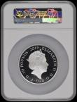 London Coins : A169 : Lot 654 : Ten Pounds 2019 200th Anniversary of the Birth of Queen Victoria 5oz. Silver Proof S.M16 FDC in a la...