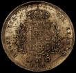 London Coins : A170 : Lot 1079 : Italian States - Naples 120 Grana 1825 KM#294 GF/NVF the reverse with underlying lustre