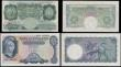 London Coins : A170 : Lot 12 : Bank of England (5) a selection from O'Brien's in mixed circulated grades VF - EF comprisi...