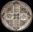 London Coins : A170 : Lot 1397 : Crown 1847 Gothic UNDECIMO ESC 288, Bull 2571 NVF/VF with some thin scratches