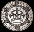 London Coins : A170 : Lot 1424 : Crown 1927 Proof ESC 367, Bull 3631 UNC/nFDC the obverse with some hairlines, overall retaining much...