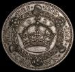 London Coins : A170 : Lot 1425 : Crown 1927 Proof ESC 367, Bull 3631 VF/GVF toned