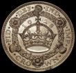 London Coins : A170 : Lot 1427 : Crown 1928 ESC 368 EF with a edge flaw and surface flaw on the obverse