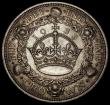 London Coins : A170 : Lot 1435 : Crown 1933 ESC 373, Bull 3644 VF/GVF the obverse with some contact marks