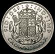London Coins : A170 : Lot 1440 : Crown 1937 ESC 392, Bull 4020 Lustrous UNC with a bold strike, in an LCGS holder and graded LCGS 80,...