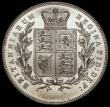 London Coins : A170 : Lot 1460 : Fantasy Crown 1879 a modern INA Retro striking in silver, Obverse Young Head of Queen Victoria right...