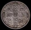 London Coins : A170 : Lot 1535 : Florin 1849 ESC 802, Bull 2815 GVF/NEF with a pleasing light golden tone