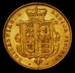 London Coins : A170 : Lot 1653 : Half Sovereign 1878 Marsh 453, Die Number 8, EF a pleasing example of the Die Number series
