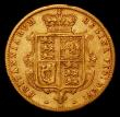 London Coins : A170 : Lot 1655 : Half Sovereign 1886M Marsh 476 About Fine, Very Rare and rated R2 by Marsh with a low mintage of jus...