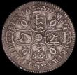 London Coins : A170 : Lot 1685 : Halfcrown 1679 Fourth Bust TRICESIMO PRIMO ESC 481, Bull 480 Good Fine and bold, an attractive piece...