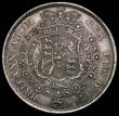London Coins : A170 : Lot 1735 : Halfcrown 1816 ESC 613, Bull 2086, UNC and a subtle and pleasing tone, in an LCGS holder and graded ...