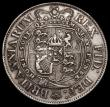 London Coins : A170 : Lot 1743 : Halfcrown 1817 Small Head ESC 618, Bull 2096 Bright NVF