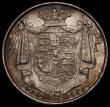 London Coins : A170 : Lot 1767 : Halfcrown 1834 WW in script ESC 662, Bull 2478 GEF lightly toned, the obverse with some minor tone s...