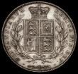 London Coins : A170 : Lot 1777 : Halfcrown 1840 ESC 673, Bull 2715 GVF/NEF, Halfcrowns of 1839 and 1840 are the only dates with W.W o...