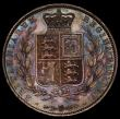London Coins : A170 : Lot 1780 : Halfcrown 1840 ESC 673, Bull 2715 UNC with a full sharp strike and choice with original colour and u...
