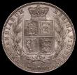 London Coins : A170 : Lot 1799 : Halfcrown 1878 ESC 701, Bull 2751 GEF with a subtle original lustre