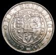 London Coins : A170 : Lot 2028 : Shilling 1901 ESC 1370, Bull 3166 Choice UNC with original lustre, a most attractive example, in an ...
