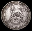 London Coins : A170 : Lot 2033 : Shilling 1905 ESC 1414, Bull 3591 VG with all major details bold and clear,  a collectable example o...