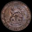 London Coins : A170 : Lot 2037 : Shilling 1911 Proof ESC 1421, Bull 3800, Davies 1792, dies 3A, I of GEORGIVS points to a bead, Full ...