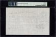 London Coins : A170 : Lot 82 : Five Pounds Beale White note B270 Thin paper Metal thread dated 15th August...