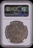 London Coins : A170 : Lot 967 : China Kweichow Dollar YR17(1928) Auto Dollar Y428 NGC XF Details Cleaned