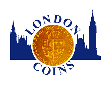 London Coins Logo